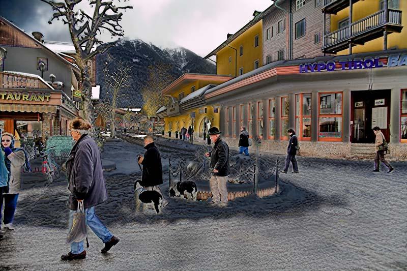 """фото """"Tirol"""" метки: путешествия, пейзаж, Европа, горы"""