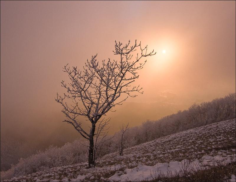 "фото ""Из серии ""На семи ветрах"""" метки: пейзаж, зима"