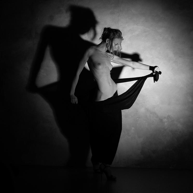 """фото """"Полуночное танго"""" метки: ню,"""