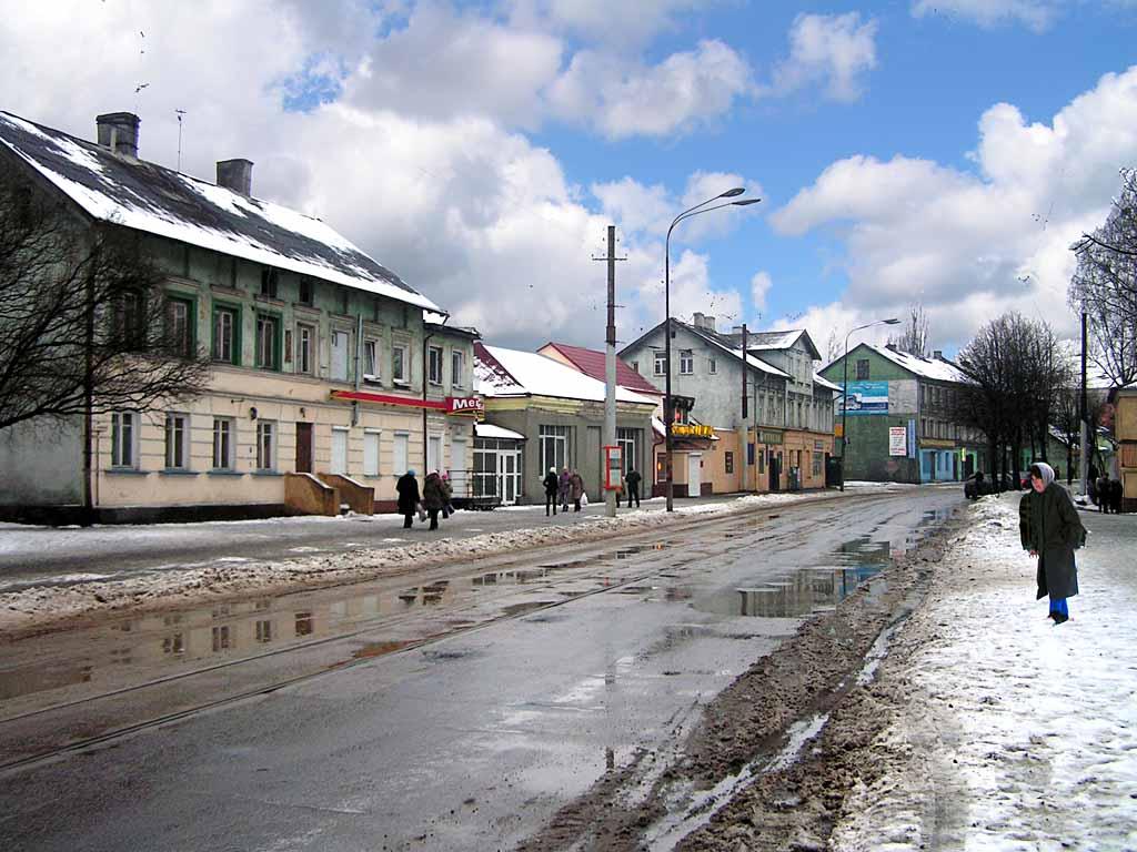 """фото """"Вдоль по Киевской"""" метки: город, фотомонтаж,"""