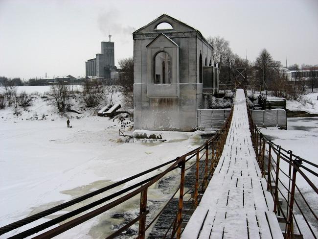 """фото """"Ледниковый период в Петровском"""" метки: пейзаж, зима"""