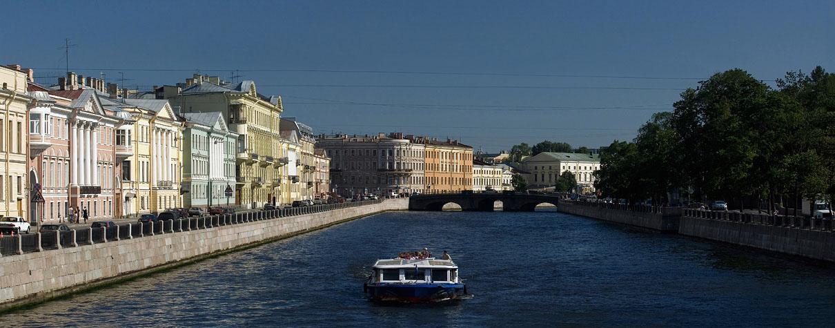 "фото ""Fontanka , St. Petersburg"" метки: архитектура, пейзаж,"