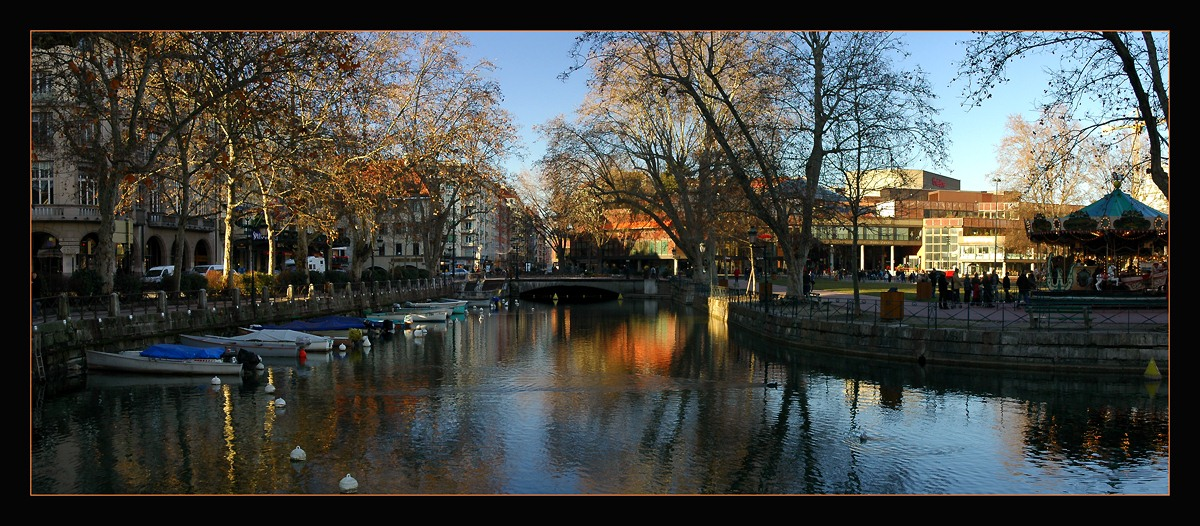 "photo ""Life could be a Dream"" tags: panoramic, landscape, water"
