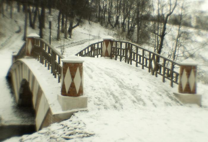 """фото """"#0435"""" метки: пейзаж, зима"""