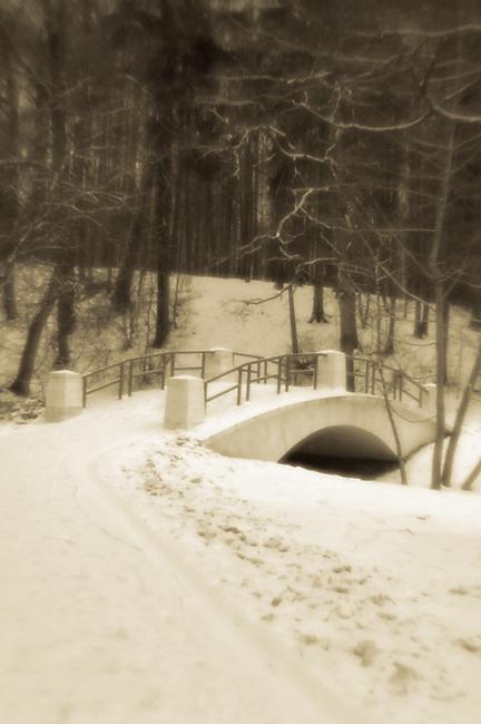"""фото """"#0444"""" метки: пейзаж, зима"""