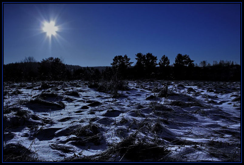 """фото """"#"""" метки: пейзаж, зима"""