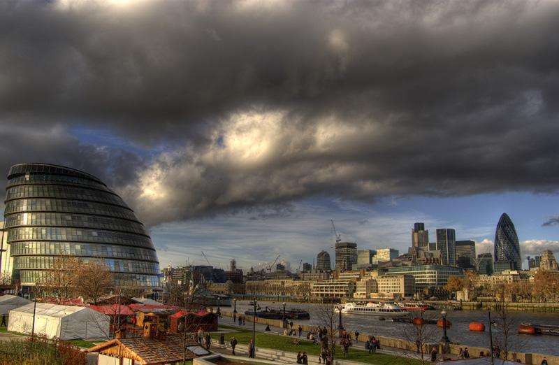 """фото """"Взгляд на Лондон"""" метки: пейзаж, путешествия, Европа"""