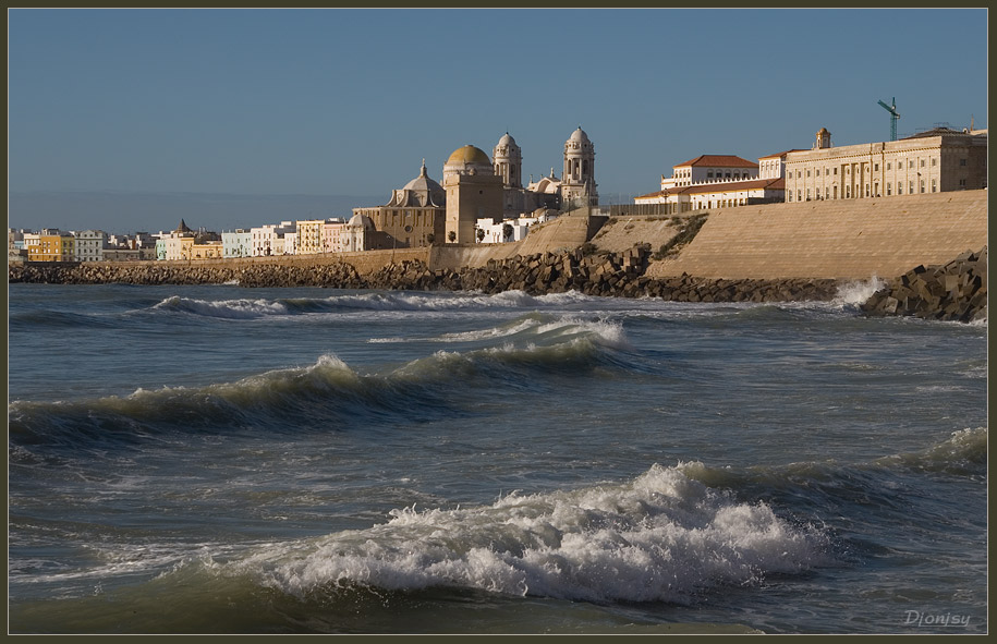 "photo ""Ocean caress Cadis"" tags: landscape, travel, Europe, water"