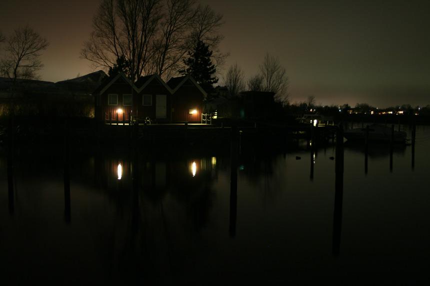 """фото """"night"""" метки: пейзаж, зима, ночь"""