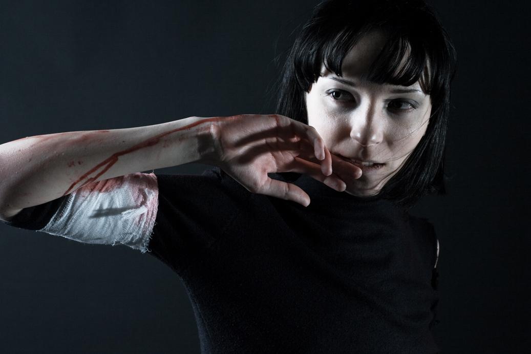 "фото ""same blood"" метки: портрет, женщина"
