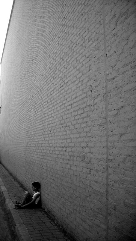 "photo ""Bimbo"" tags: black&white, travel,"