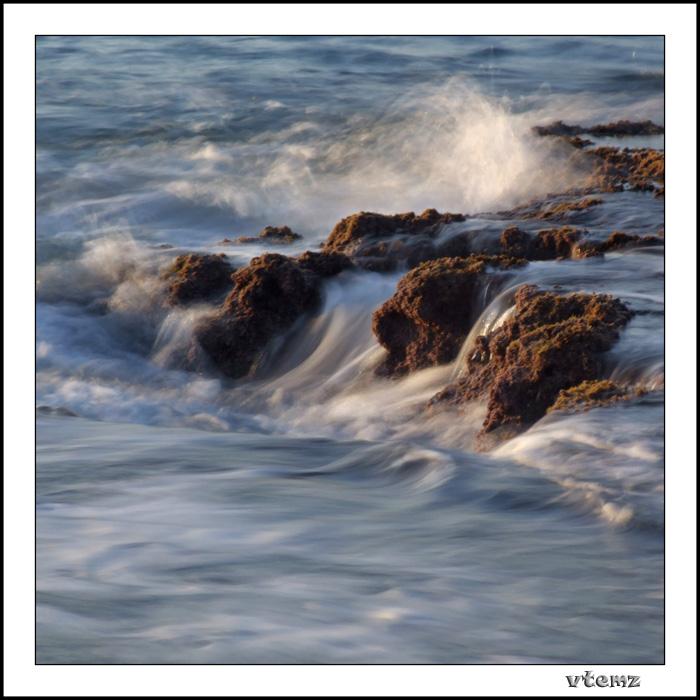 """фото """"Waves"""" метки: пейзаж, вода"""