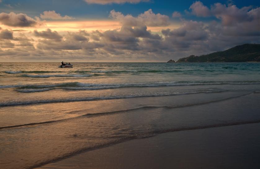 """фото """"Ритм волн"""" метки: пейзаж, путешествия, Азия, вода"""