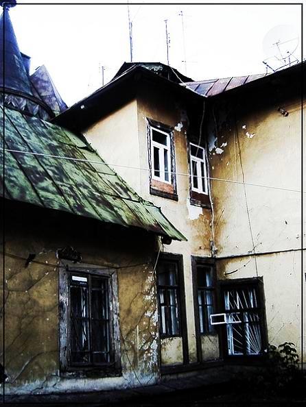 "фото ""переулок"" метки: архитектура, разное, пейзаж,"