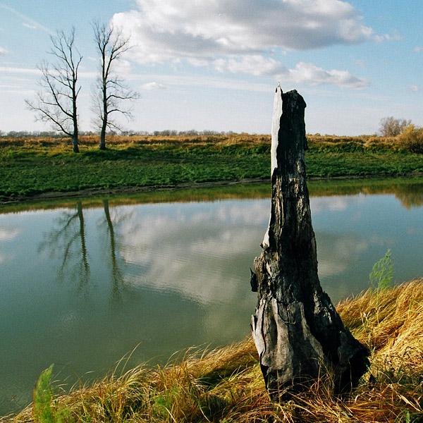 """фото """"Притча о старости и неразделенной любви"""" метки: пейзаж, осень"""