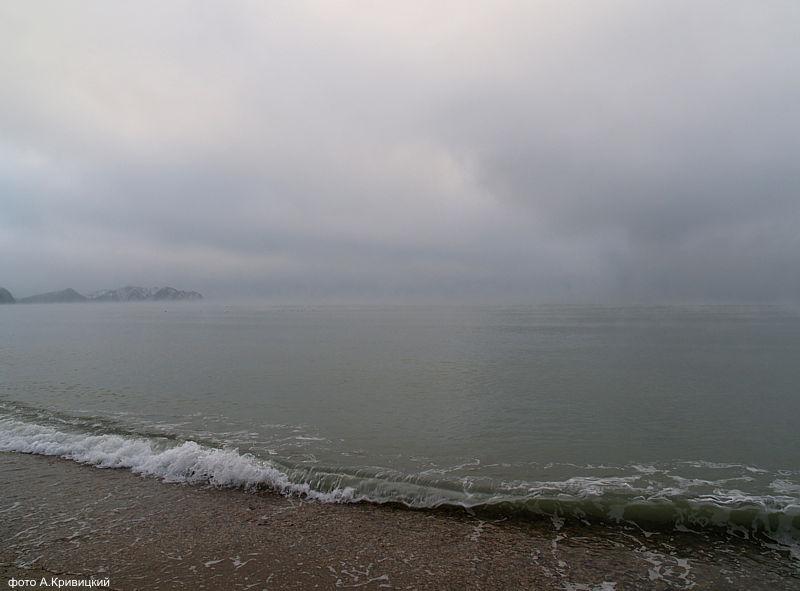 "фото ""Коктебель"" метки: путешествия, пейзаж, Европа, зима"