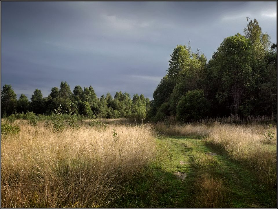 "photo ""End of August"" tags: landscape, summer"
