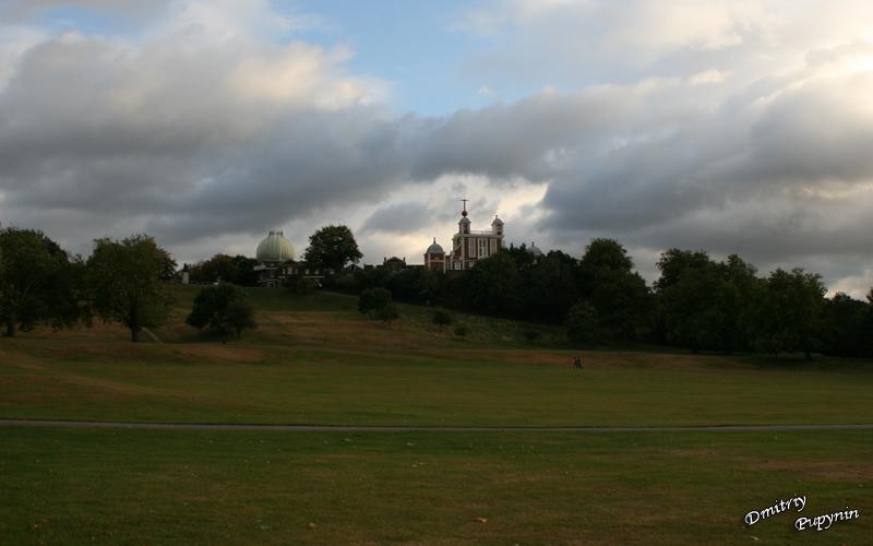 "фото ""Greenwich"" метки: пейзаж, панорама,"