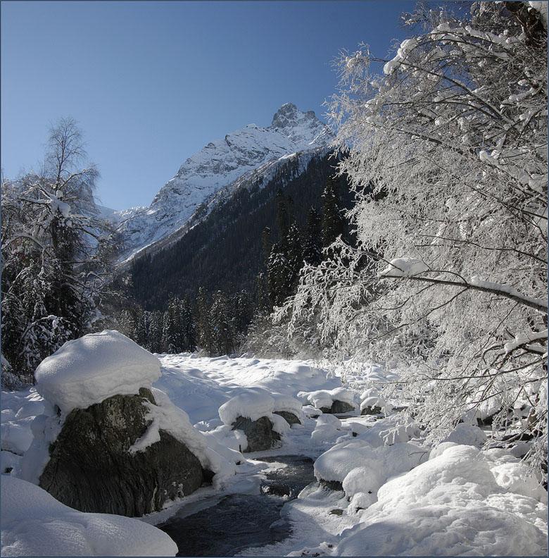 """фото """"Прогулка в Зиму 2"""" метки: пейзаж, зима"""