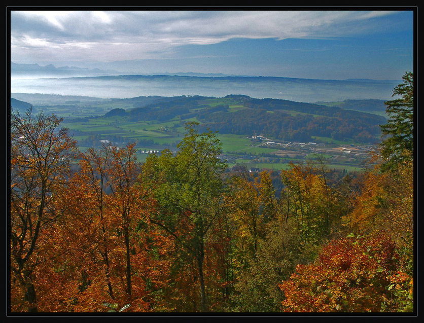 "photo ""UETLIBERG"" tags: travel, Europe"