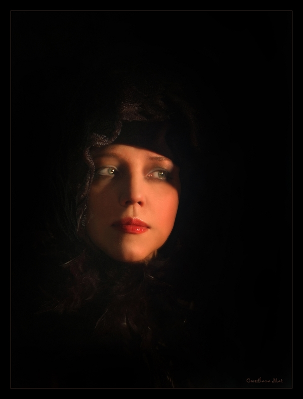 """фото """"Пиковая Дама"""" метки: портрет,"""
