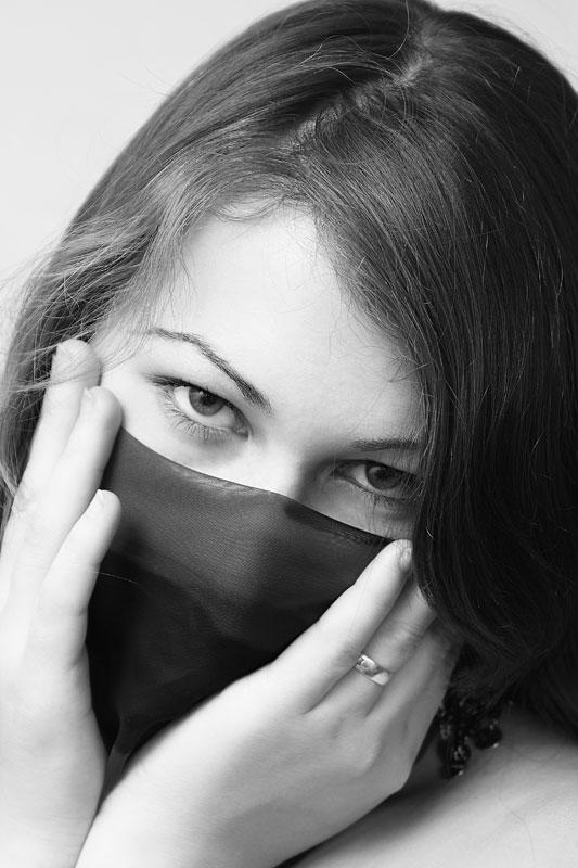 """фото """"девушка-загадка"""" метки: портрет, женщина"""