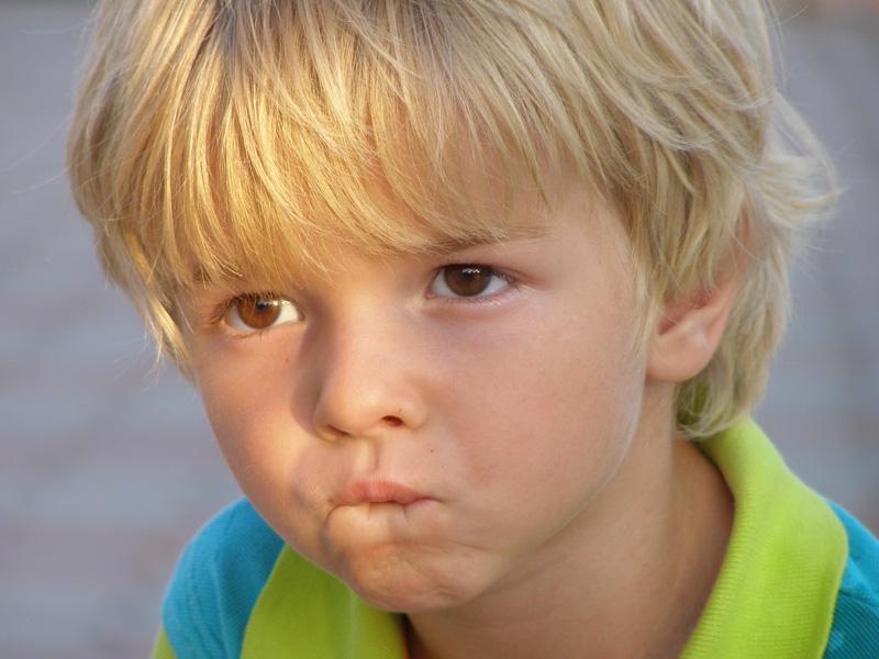 """фото """"baby boy emotions"""" метки: портрет, дети"""