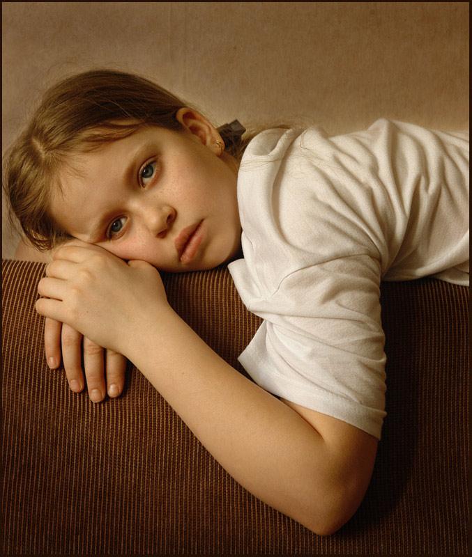 """photo """"Spleen"""" tags: portrait, children"""