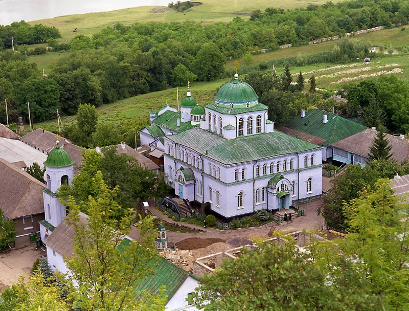 "фото ""Женский монастырь"" метки: пейзаж, архитектура,"