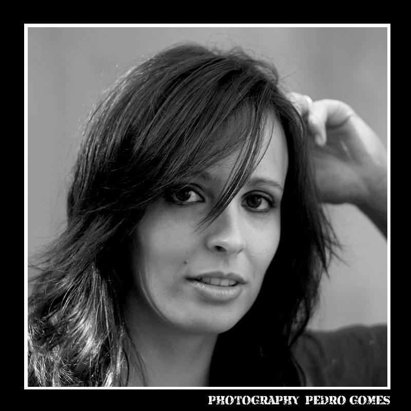 """фото """"MARTA SOUSA"""" метки: портрет, черно-белые, женщина"""
