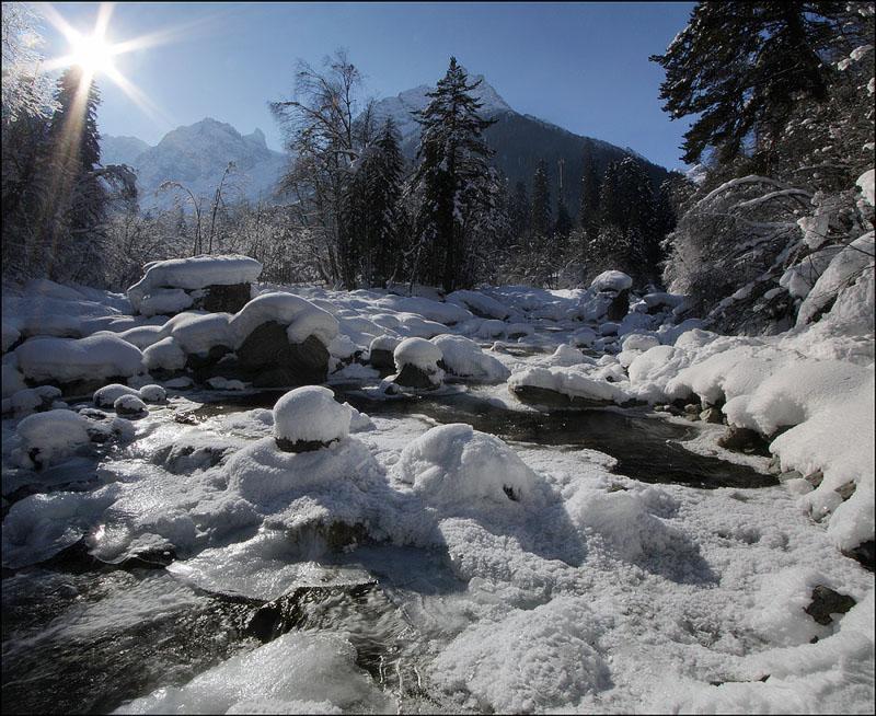 """фото """"Прогулка в Зиму 3"""" метки: пейзаж, зима"""