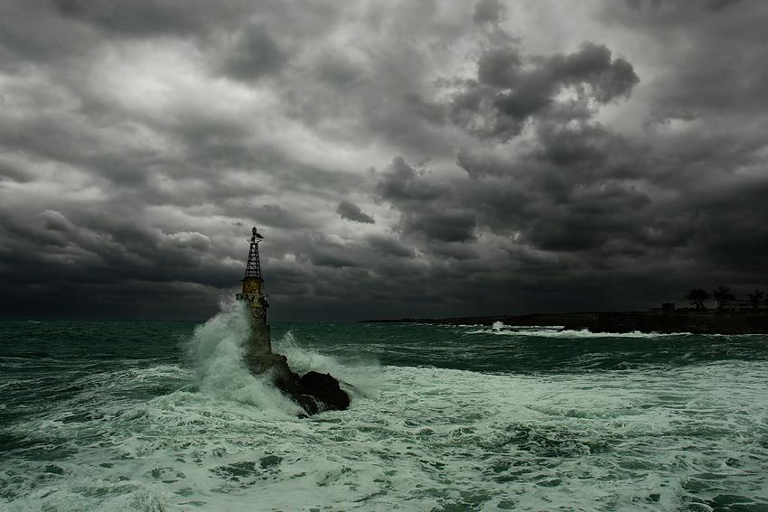"""фото """"Ahtopol"""" метки: пейзаж, вода"""