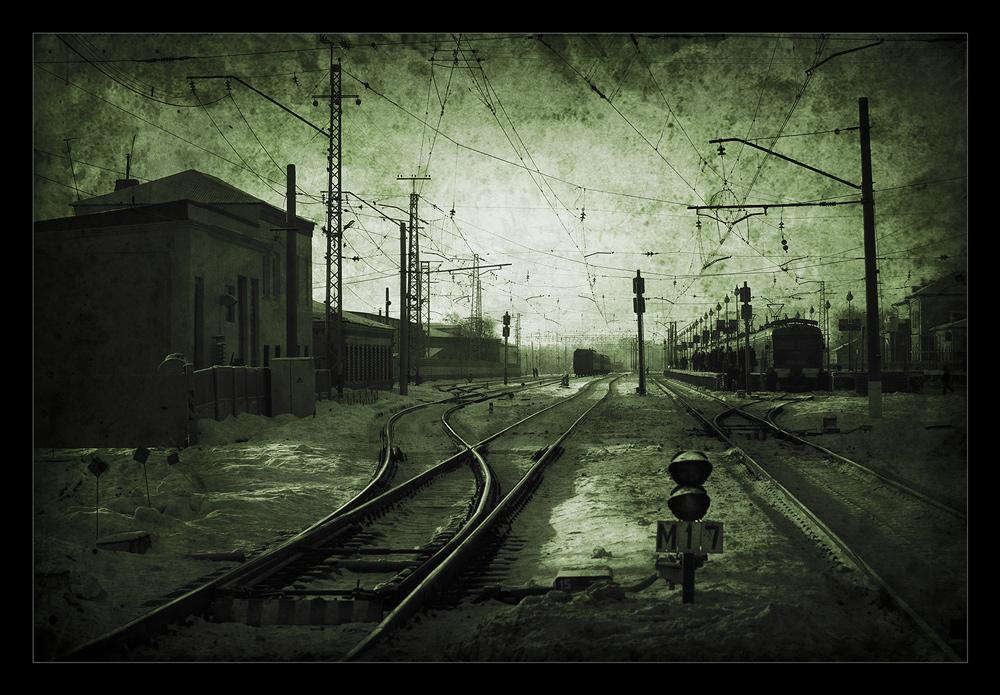 "фото ""М17. Часть 3"" метки: город, пейзаж,"