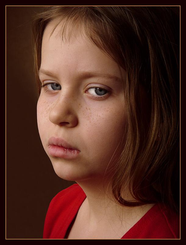"""фото """"молчание"""" метки: портрет, дети"""