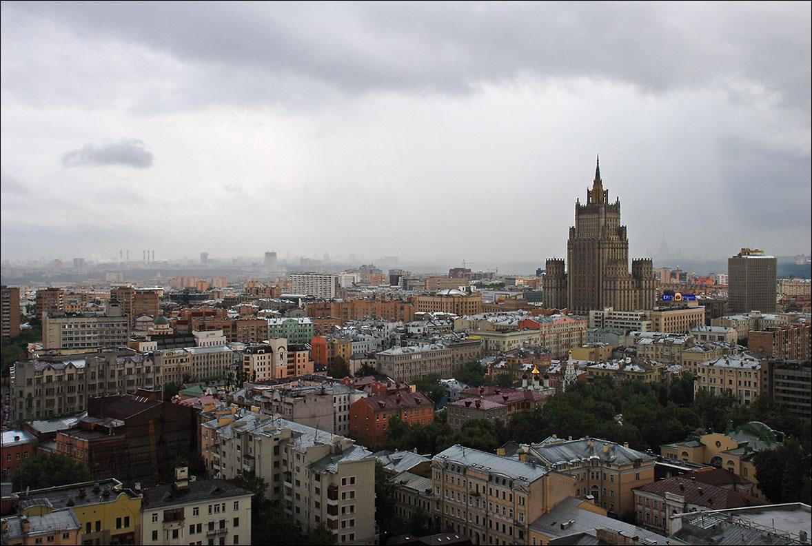 """фото """"Москва такая большая..."""" метки: архитектура, пейзаж,"""