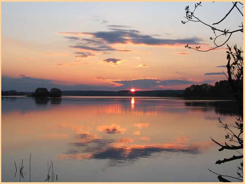 "фото ""завтра будет ветер"" метки: пейзаж, вода, закат"