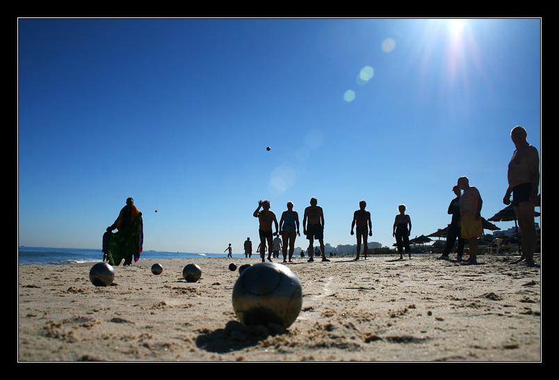 """фото """"Petanque"""" метки: жанр, спорт,"""