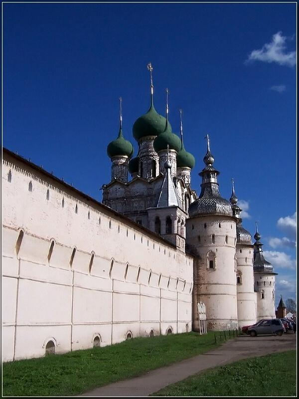 """фото """"Кремлёвская Стена и Храмы"""" метки: путешествия,"""