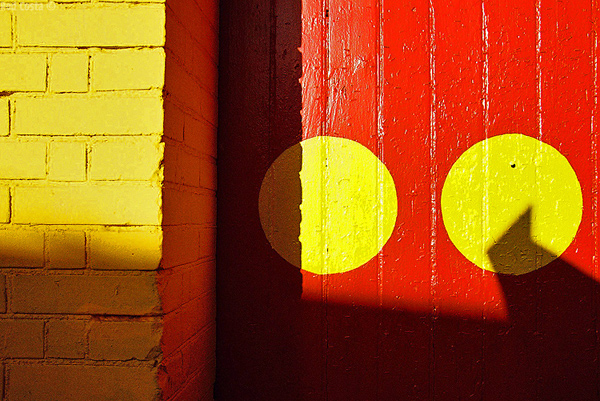 """photo """"Christiania"""" tags: travel, abstract, Europe"""