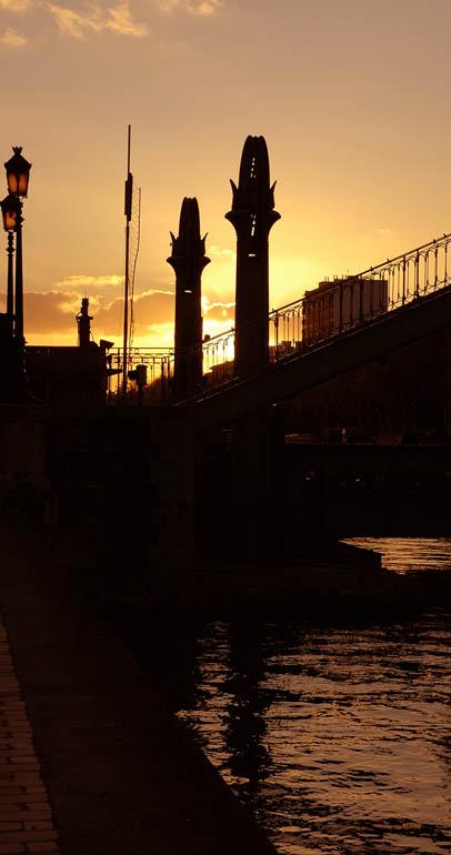 "фото ""углок Парижа"" метки: пейзаж, закат"
