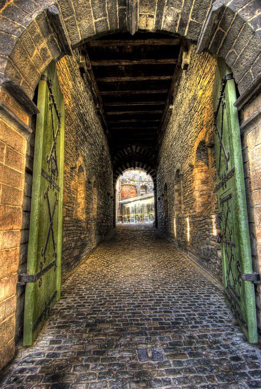 "фото ""рыцарский замок"" метки: путешествия, город, Европа"