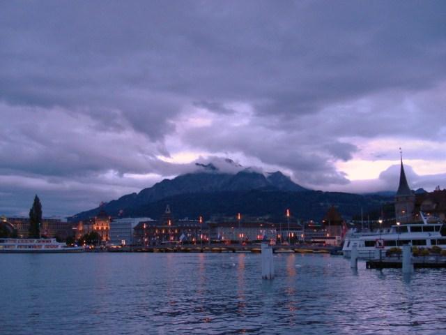 "фото ""Lucerne lake"" метки: ,"