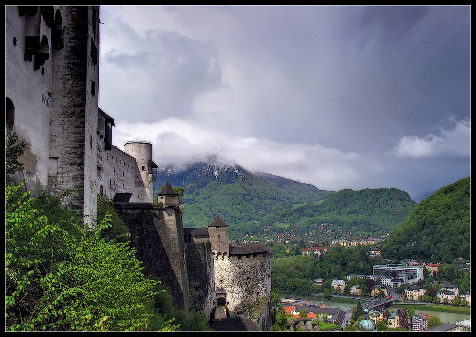 "photo ""Salzburg. Austria"" tags: travel, landscape, Europe, mountains"