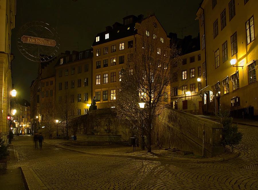"""фото """"вечер в старом городе"""" метки: город, путешествия, Европа"""