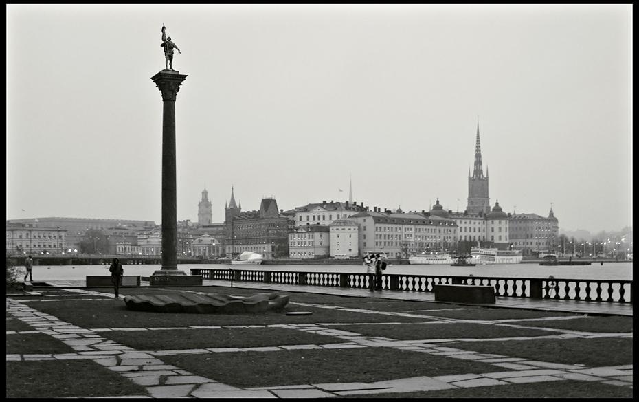 """фото """"Стокгольм - здесь!"""" метки: архитектура, путешествия, пейзаж, Европа"""