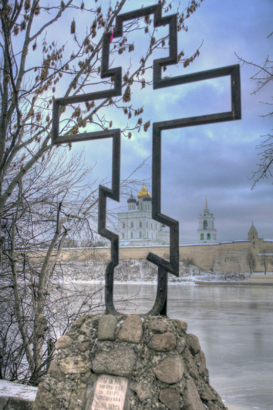 """фото """"Ольгин крест"""" метки: пейзаж,"""