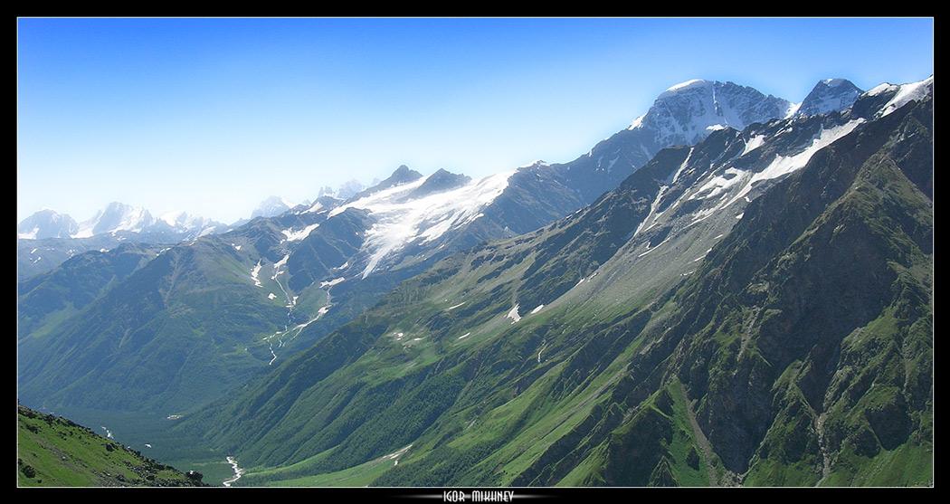 """фото """"*СПОКОЙСТВИЕ ГОР*"""" метки: пейзаж, горы"""