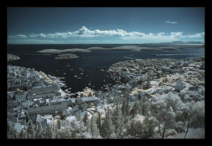 """photo """".Hvar."""" tags: landscape, summer"""