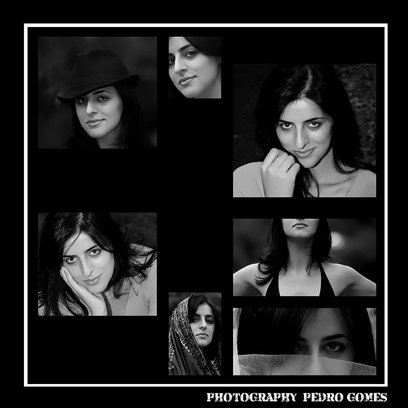 """фото """"SONIA"""" метки: черно-белые, портрет, женщина"""