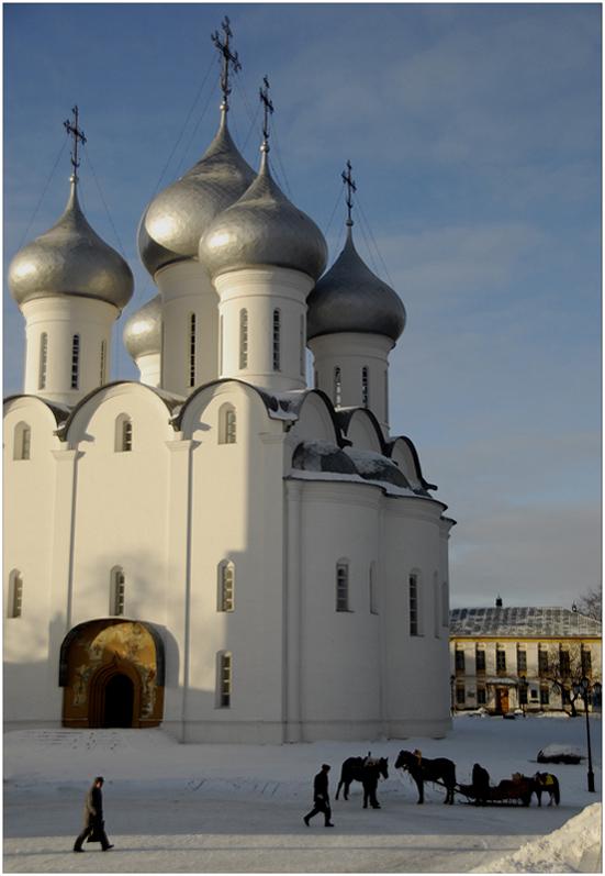 "фото ""Крещенские праздники на Руси"" метки: ,"